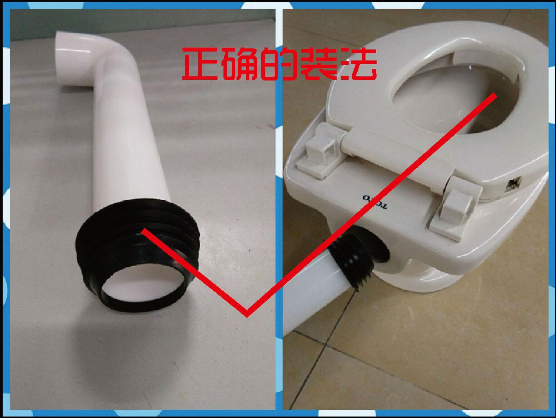 解决蹲便器水箱安装后冲力不足的方法!