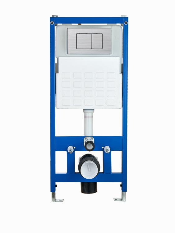卫生间隐藏式水箱 厕所入墙式冲水箱 嵌入式厕所水箱
